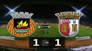 Liga (24.ª J): Resumo Rio Ave 1-1 Sp. Braga
