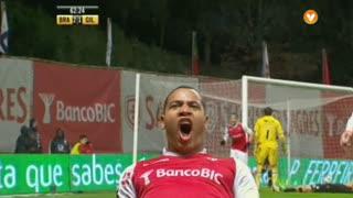 GOLO! SC Braga, Filipe Pardo aos 63', SC Braga 3-1 Gil Vicente FC