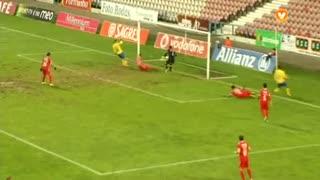 GOLO! FC Arouca, André Claro aos 30', Gil Vicente FC 0-1 FC Arouca