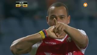 GOLO! SC Braga, Felipe Pardo aos 4', A. Académica 0-1 SC Braga