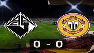 Liga (20ª J): Resumo Académica 0-0 Nacional