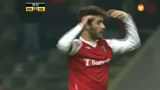 SC Braga, Jogada, Rusescu aos 21'