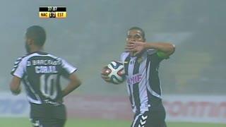 GOLO! CD Nacional, Claudemir aos 37', CD Nacional 1-2 Estoril Praia