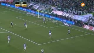 Sporting CP, Jogada, Adrien Silva aos 18'