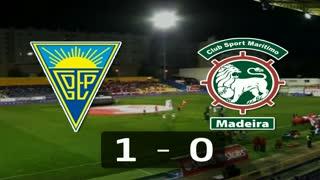 I Liga (23ªJ): Resumo Estoril Praia 1-0 Marítimo M.