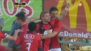 GOLO! SC Olhanense, Dionisi aos 65', SC Olhanense 2-0 FC Porto