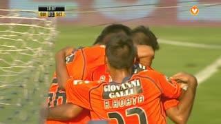 GOLO! Vitória FC, Paulo Tavares aos 19', Vitória SC 0-1 Vitória FC