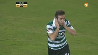 Sporting CP, Jogada, Capel aos 2'