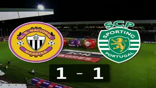 I Liga (29ªJ): Resumo CD Nacional 1-1 Sporting CP