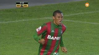 GOLO! Marítimo M., Derley aos 38', Marítimo M. 2-0 SC Braga
