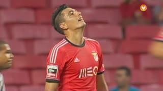 SL Benfica, Jogada, Cardozo aos 35'