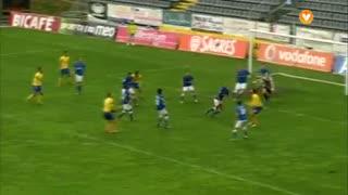 GOLO! FC Arouca, Lassad aos 43', FC Arouca 1-0 Belenenses