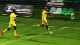 GOLO! FC P.Ferreira, Del Valle aos 45', FC P.Ferreira 1-0 SC Olhanense