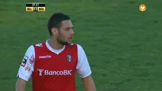 SC Braga, Jogada, Sasso aos 38'