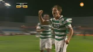 GOLO! Sporting CP, Adrien Silva aos 54', A. Académica 0-3 Sporting CP