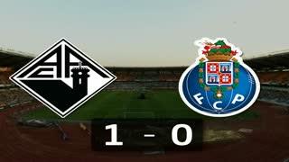 I Liga (11ªJ): Resumo A. Académica 1-0 FC Porto