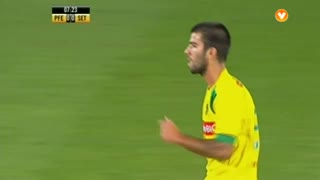 FC P.Ferreira, Jogada, Sérgio Oliveira aos 7'