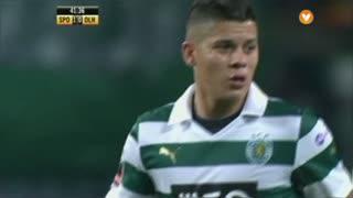 Sporting CP, Jogada, Marcos Rojo aos 40'