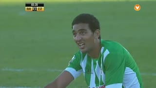 Rio Ave FC, Jogada, Ahmed Hassan aos 65'