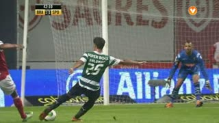 Sporting CP, Jogada, Diogo Salomão aos 42'