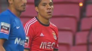 SL Benfica, Jogada, Enzo Pérez aos 7'