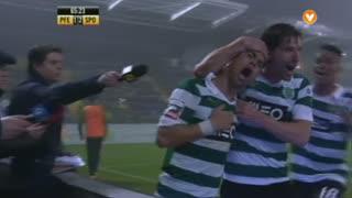 GOLO! Sporting CP, Adrien Silva aos 65', FC P.Ferreira 1-3 Sporting CP