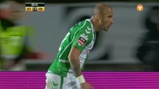 GOLO! Vitória FC, Rafael Martins aos 69', Vitória FC 3-0 Vitória SC