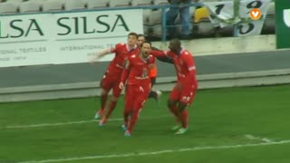 GOLO! Gil Vicente FC, César Peixoto aos 73', Gil Vicente FC 1-0 Vitória FC