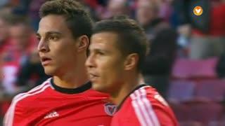 GOLO! SL Benfica, Rodrigo aos 18', SL Benfica 1-0 Marítimo M.