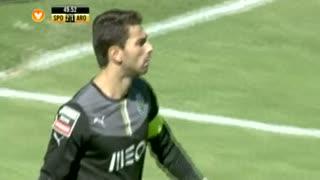 FC Arouca, Jogada, Pintassilgo aos 50'