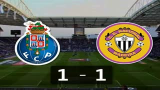 10ª Jornada: Resumo FC Porto 1-1 Nacional