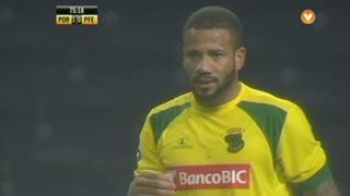 FC P.Ferreira, Jogada, Bebé aos 75'