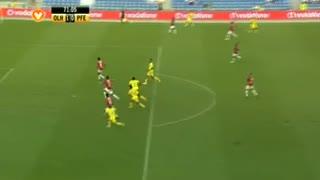 FC P.Ferreira, Jogada, Carlão aos 71'