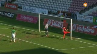 Gil Vicente FC, Jogada, Hugo Vieira aos 38'