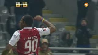 GOLO! SC Braga, Felipe Pardo aos 91', SC Braga 4-1 SC Olhanense