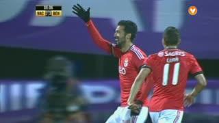 GOLO! SL Benfica, Garay aos 89', CD Nacional 2-4 SL Benfica