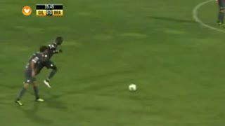 SC Braga, Jogada, Edinho aos 35'