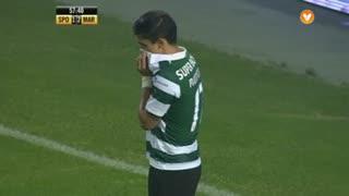 Sporting CP, Jogada, Montero aos 57'