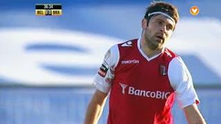 SC Braga, Jogada, Rusescu aos 36'
