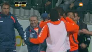 GOLO! Estoril Praia, João Pedro Galvão aos 77', FC P.Ferreira 0-2 Estoril Praia