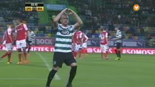 GOLO! Sporting CP, Jefferson aos 71', Sporting CP 1-1 SC Braga