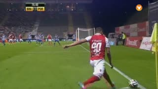 SC Braga, Jogada, Éder aos 76'