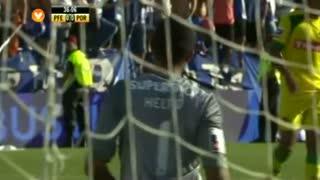 FC P.Ferreira, Jogada, Sérgio Oliveira aos 36'