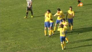 GOLO! FC Arouca, Nuno Claro aos 13', FC Arouca 1-0 CD Nacional