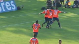 GOLO! Estoril Praia, Evandro aos 23', FC Arouca 0-1 Estoril Praia
