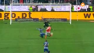 SL Benfica, Jogada, Rodrigo aos 61'
