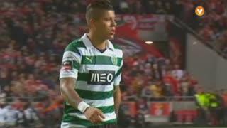 Sporting CP, Jogada, Marcos Rojo aos 23'