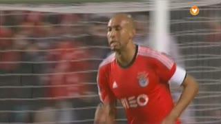 SL Benfica, Jogada, Luisão aos 24'