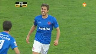 GOLO! Belenenses, Filipe Ferreira aos 58', Belenenses 2-0 SC Braga
