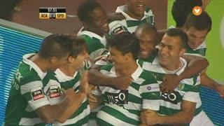 GOLO! Sporting CP, Montero aos 56', A. Académica 0-4 Sporting CP